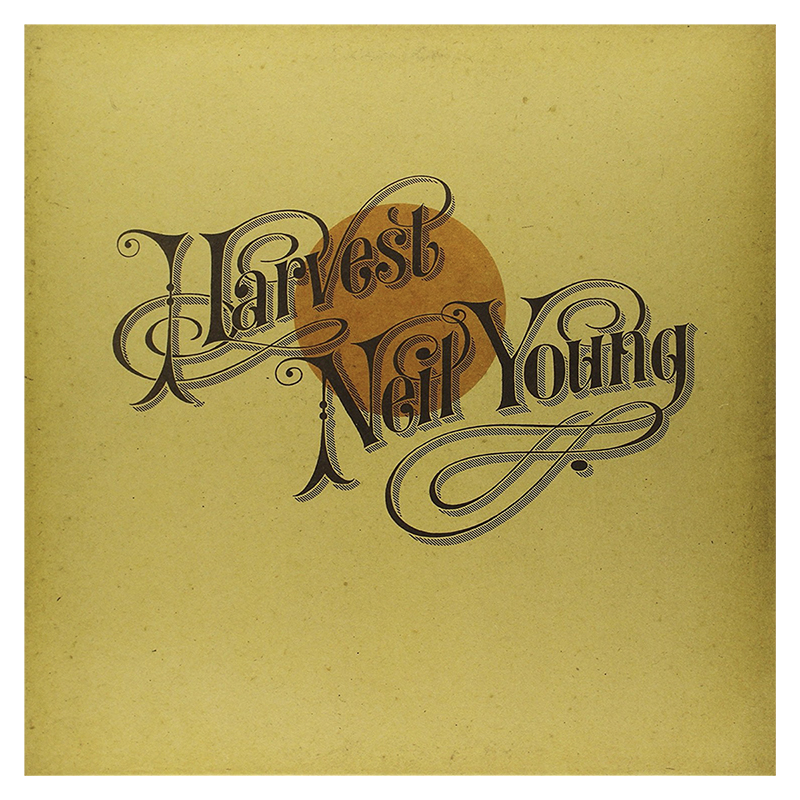 Neil Young - Harvest - Vinyl
