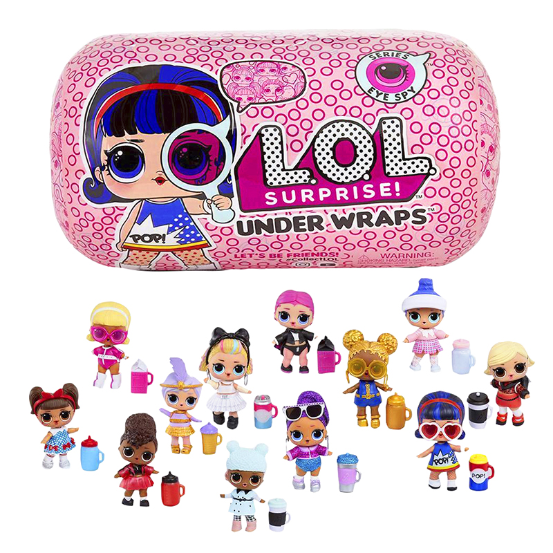 LOL Underwraps Eye Spy Series - Blind Pack B