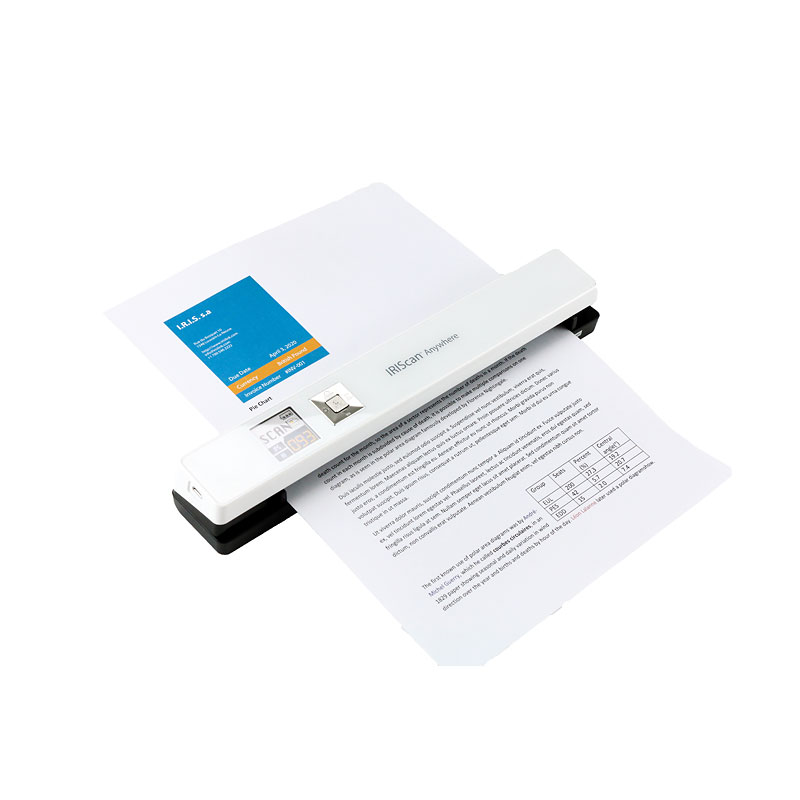 IRIScan Anywhere 5 Mobile Scanner - 458844