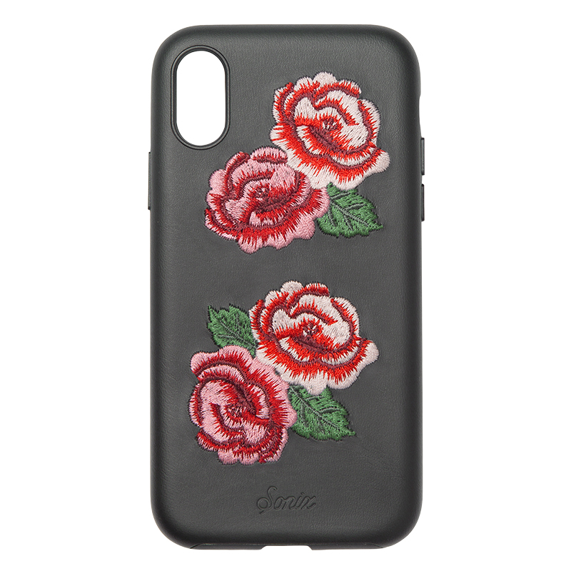 Sonix Leather Case for iPhone X - Flora - SX27611570011