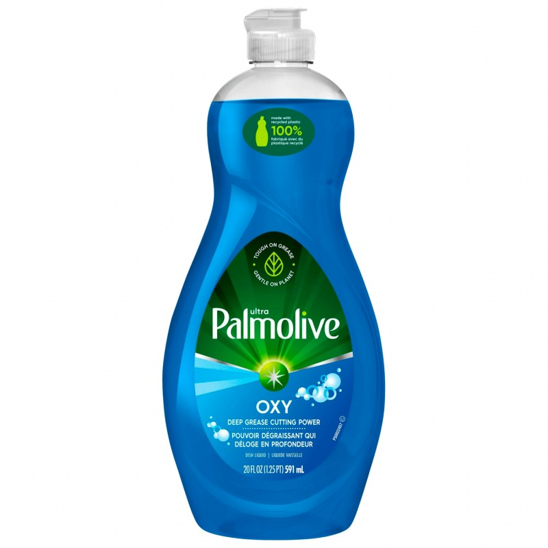 Palmolive Ultra Dish Soap - Oxy Power - 591ml