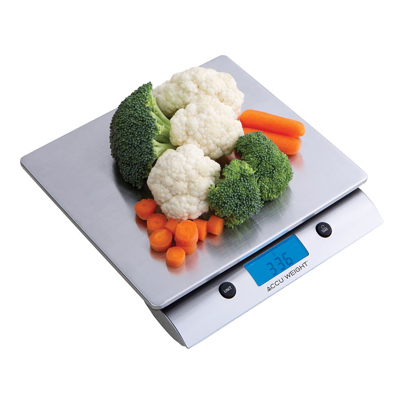 Accuweight Kitchen Scale - 10kg Max - KS3013
