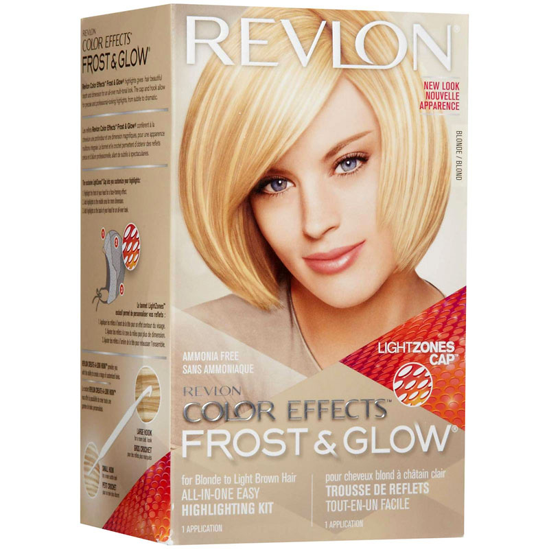 Revlon Frost & Glow Color Effects - Blonde to Light Brown - Blonde