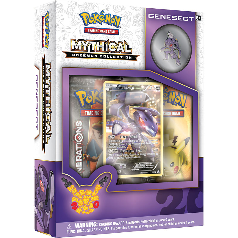 Pokémon Mythical Collection - Genesect