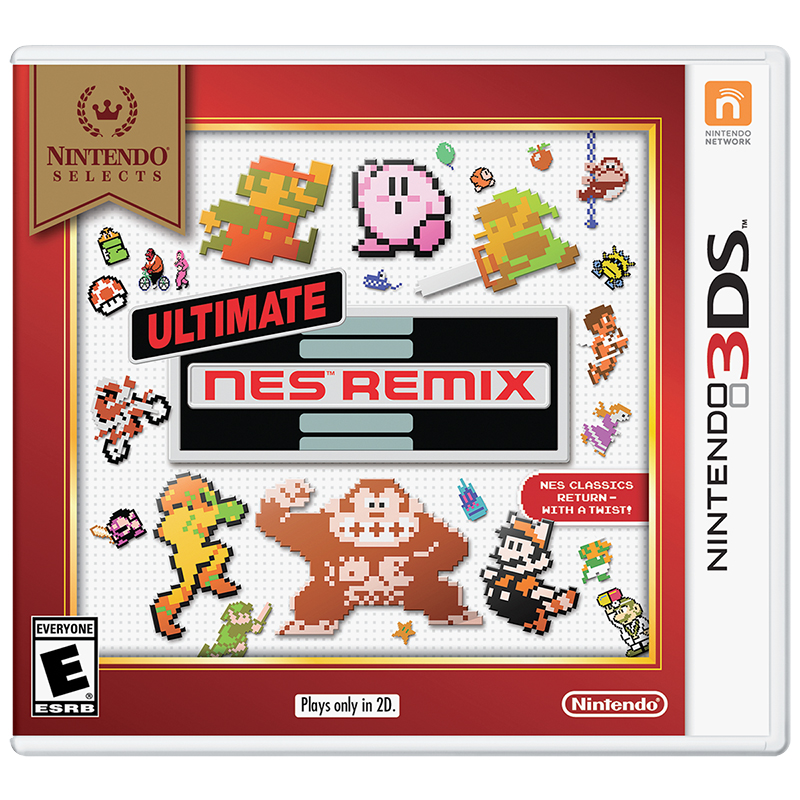 Nintendo 3DS Selects: Ultimate NES Remix