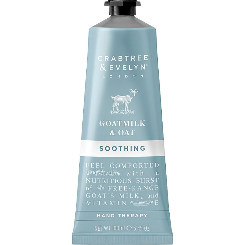 Crabtree & Evelyn Goatmilk & Oat Soothing Hand Therapy - 100g