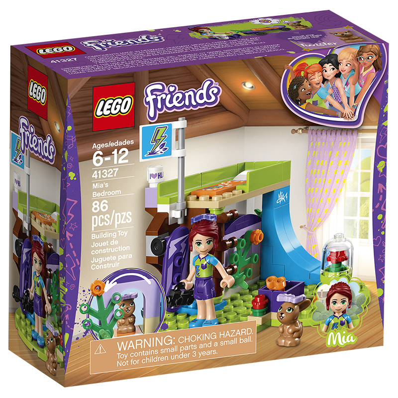 LEGO® Friends - Mia's Bedroom