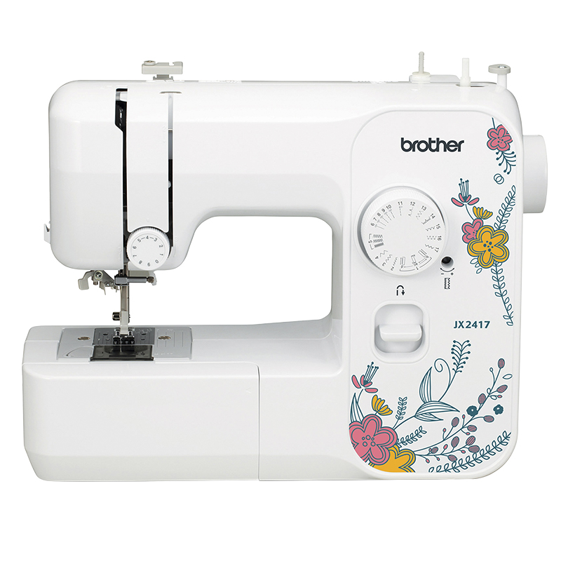 Brother Mechanical Sewing Machine - JX2417