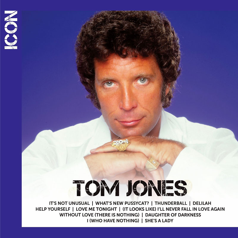 Tom Jones - Icon - CD