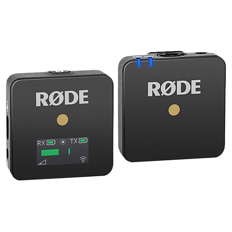 RODE Wireless Go Microphone System - ROD-WIRELESSGO