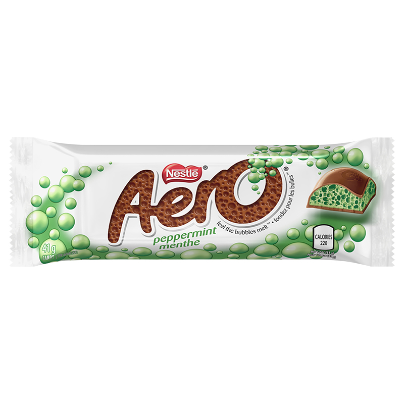 Nestle Aero - Peppermint - 41g