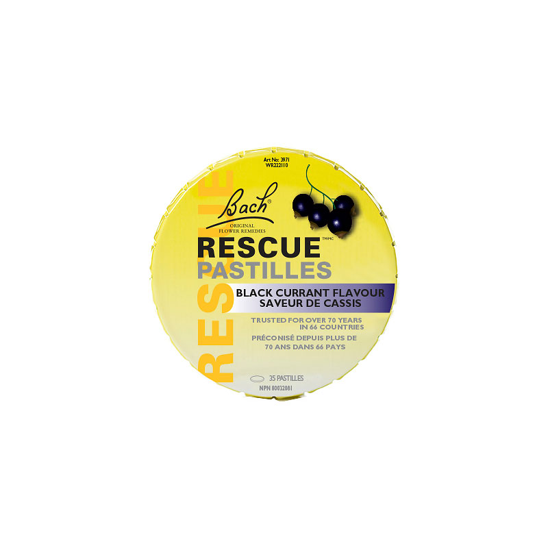 Bach Rescue Remedy Pastilles - 50 g