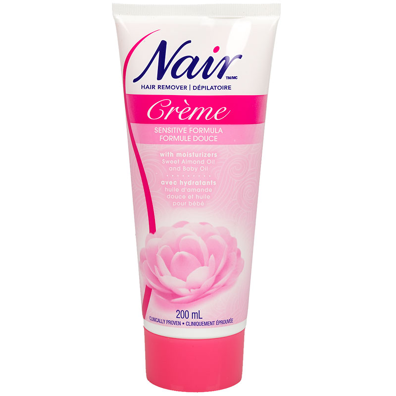 Nair Sensitive Care Hair Removal Cream 200ml London Drugs