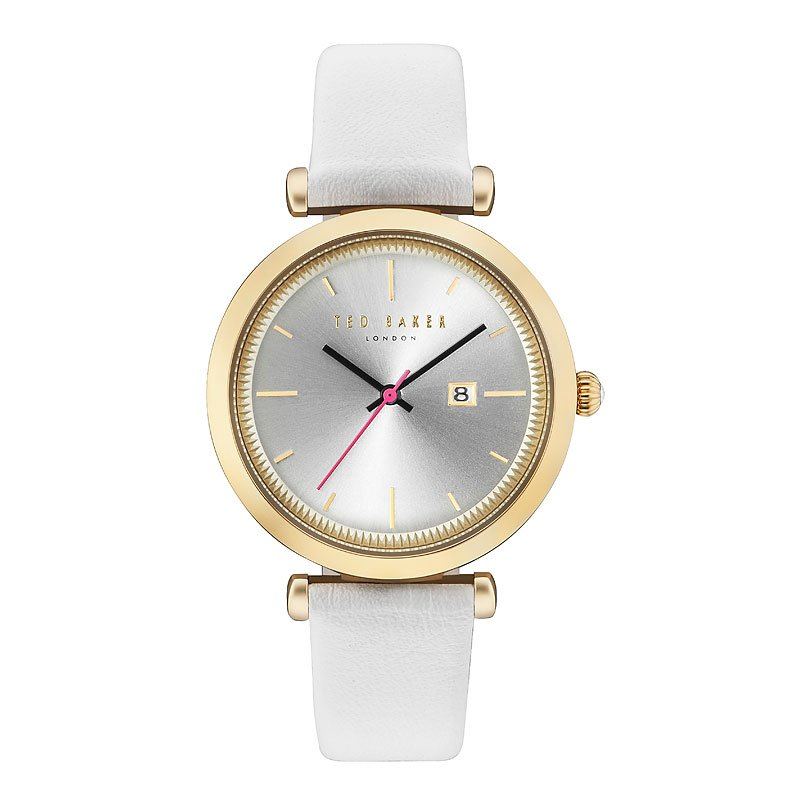 Ted Baker Watch - White/Gold - 10031519