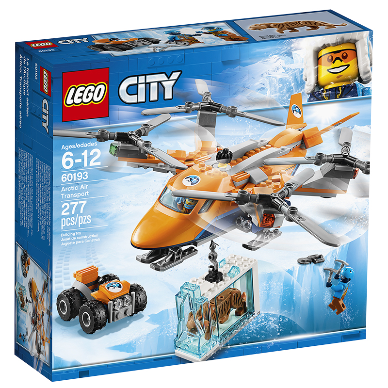 LEGO® City - Arctic Air Transport