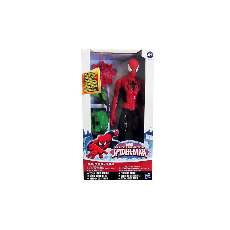 Marvel Spiderman Titan Hero - 12in - Assorted