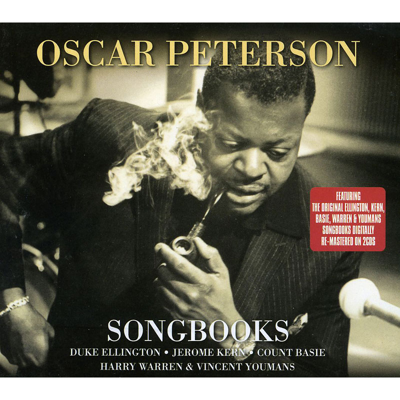 Oscar Peterson - Songbooks - 2 CD