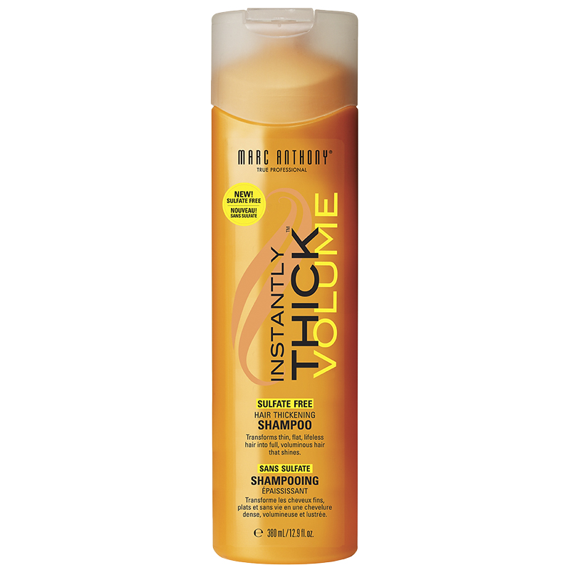 Marc Anthony Instantly Thick Hair Thickening Shampoo - 380ml
