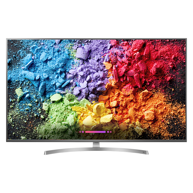 LG 55-in 4K SUHD True Motion 240 Smart TV with webOS 4.0 - 55SK8000