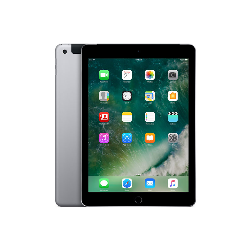 Apple iPad WiFi + Cell - 32GB - Space Grey - MP1J2CL/A