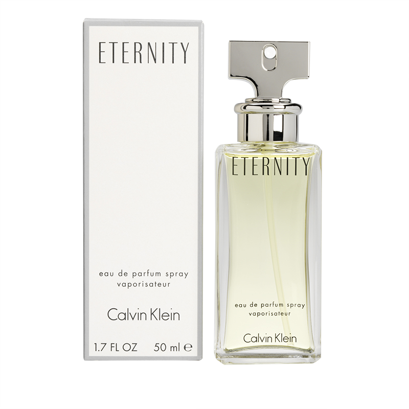 Calvin Klein Eternity Eau De Parfum Spray - 50ml