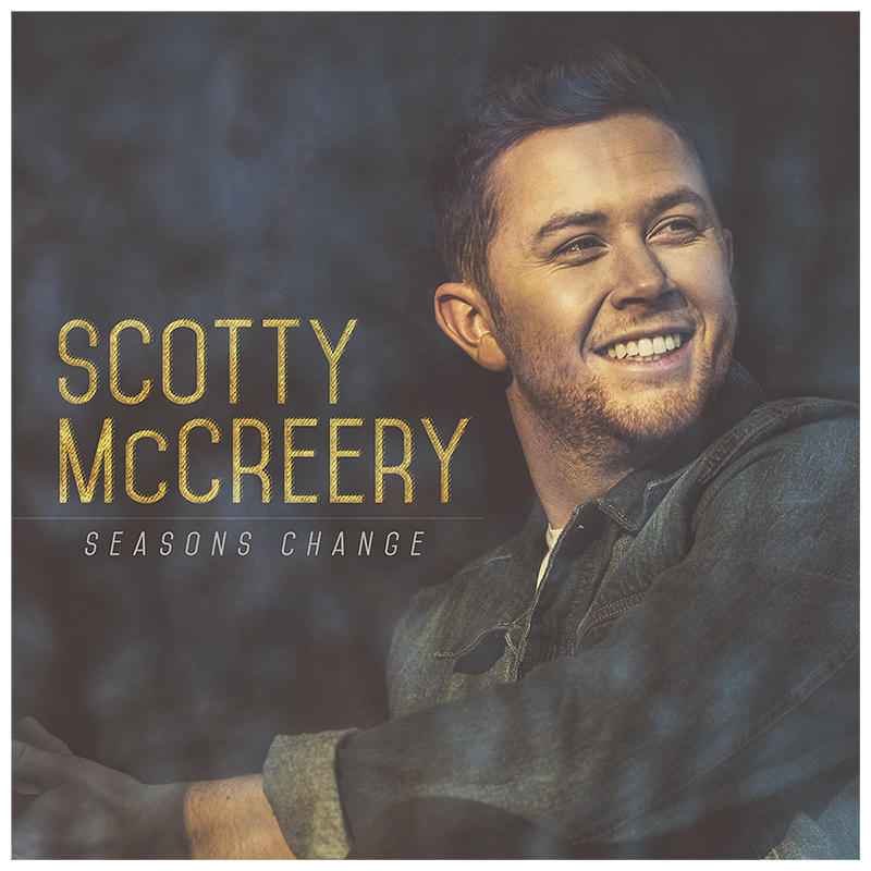 Scotty McCreery - Seasons Change - CD