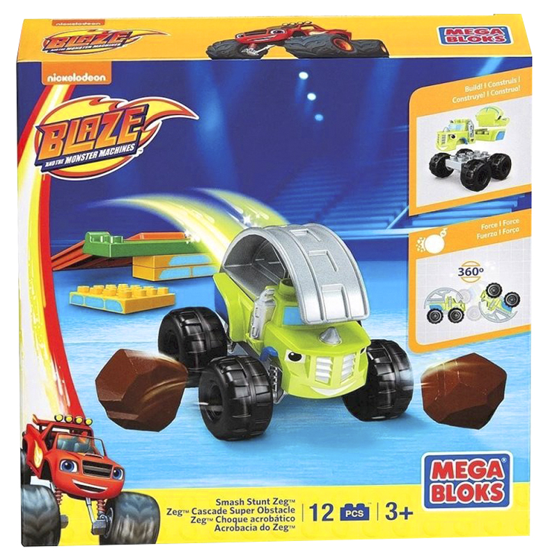 Mega Bloks Blaze Monster Machine - TruckBall