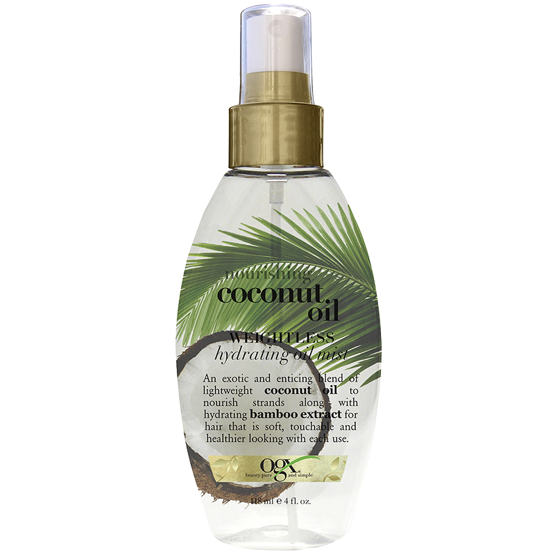 OGX Weightless Hydrating Coconut Oil Mist - 118ml