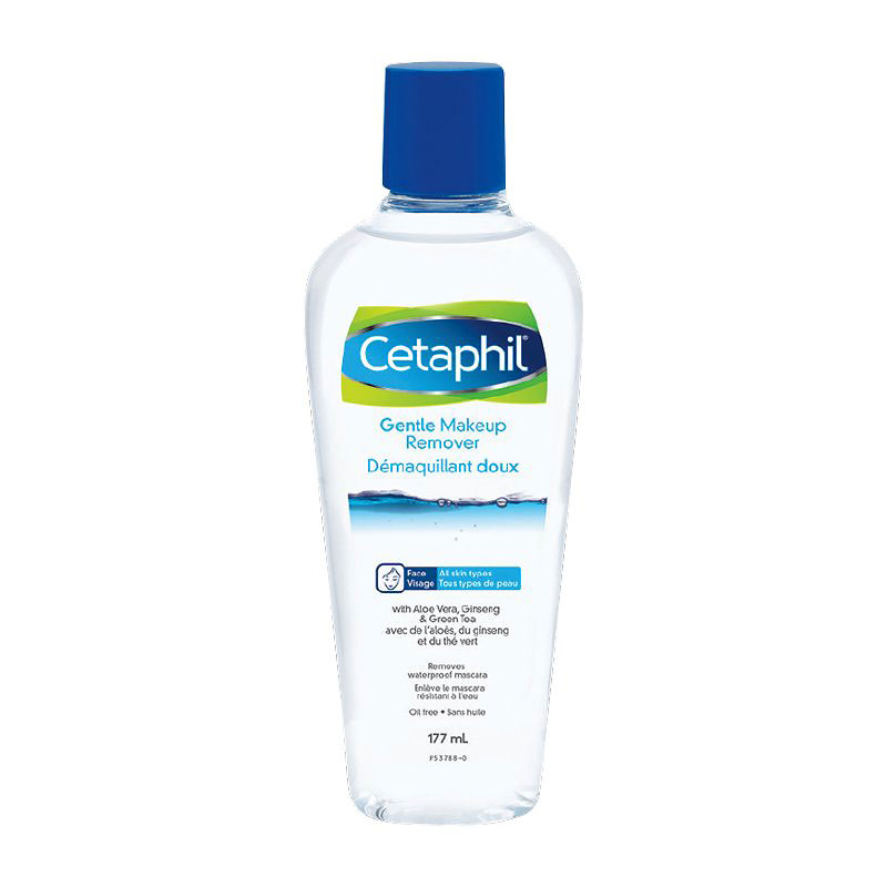 Cetaphil Gentle Makeup Remover - All Skin Types - 177ml