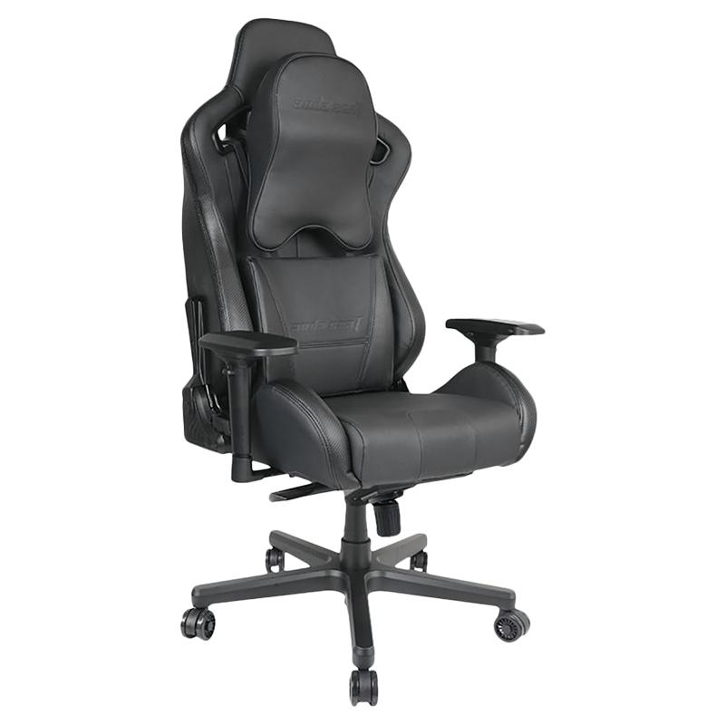 Anda Seat Dark Knight Gaming Chair - Black - AD12XL-DARK-B-PV/C-B02    London Drugs