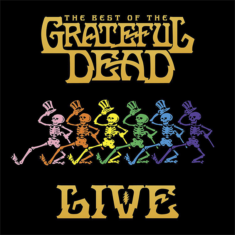 Grateful Dead - The Best Of The Grateful Dead Live - 2 CD