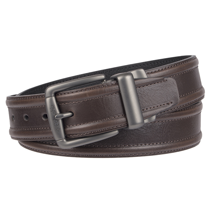 Columbia Weston Reversible 38mm Belt - Brown/Black