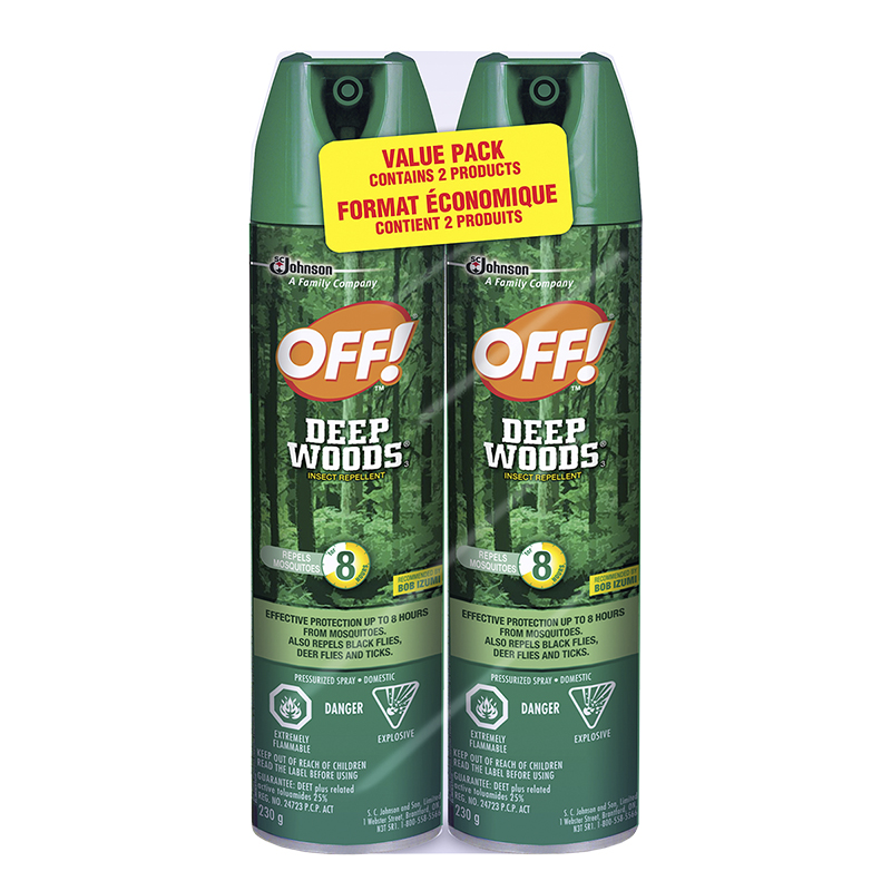Off Deep Woods Value Pack
