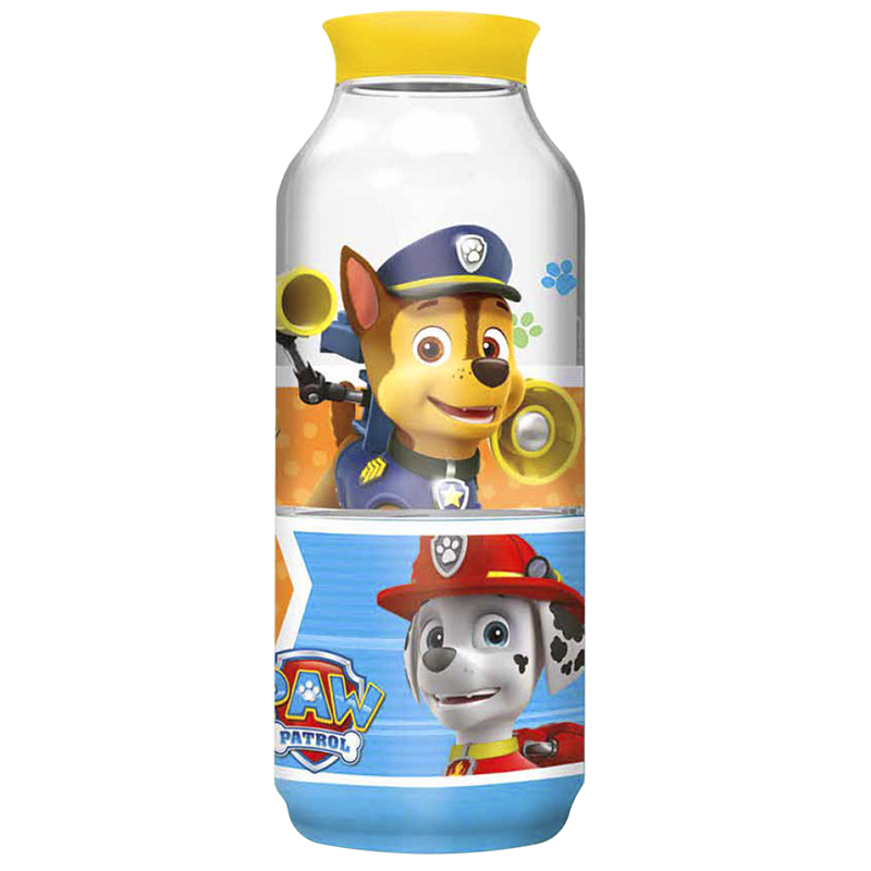 Paw Patrol Boy's Snack Bottle