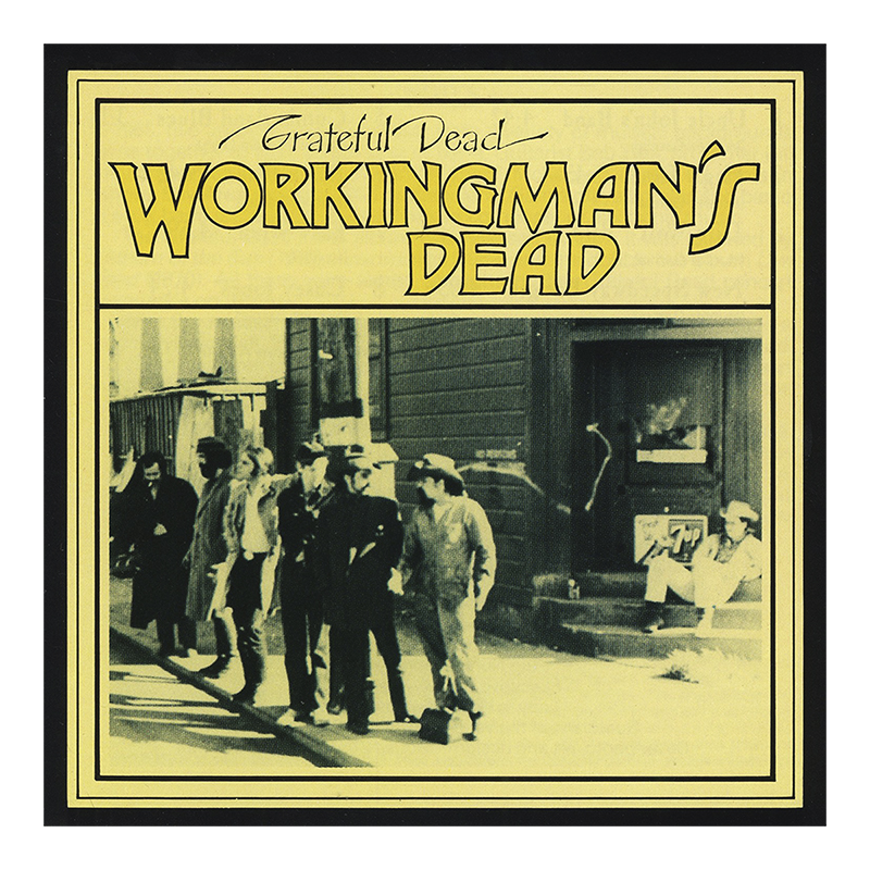 Grateful Dead - Workingman's Dead - Vinyl