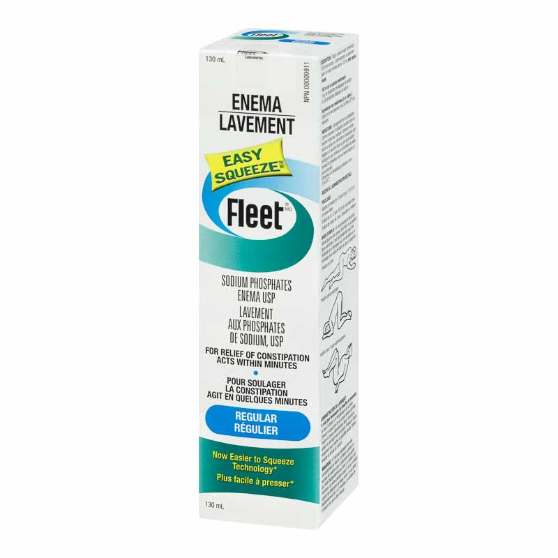 Fleet Ready-to-Use Enema Adult - 130ml