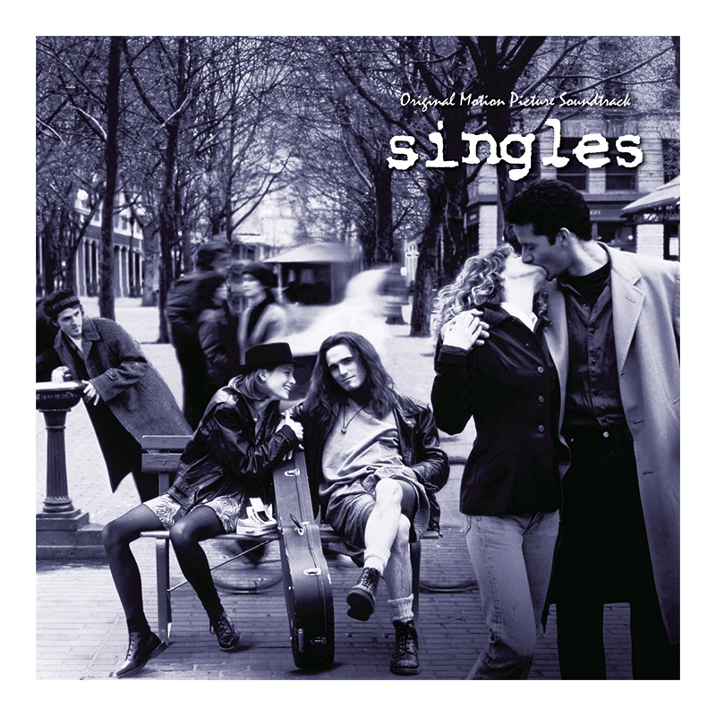 Soundtrack - Singles (Deluxe Edition) - 2 LP Vinyl