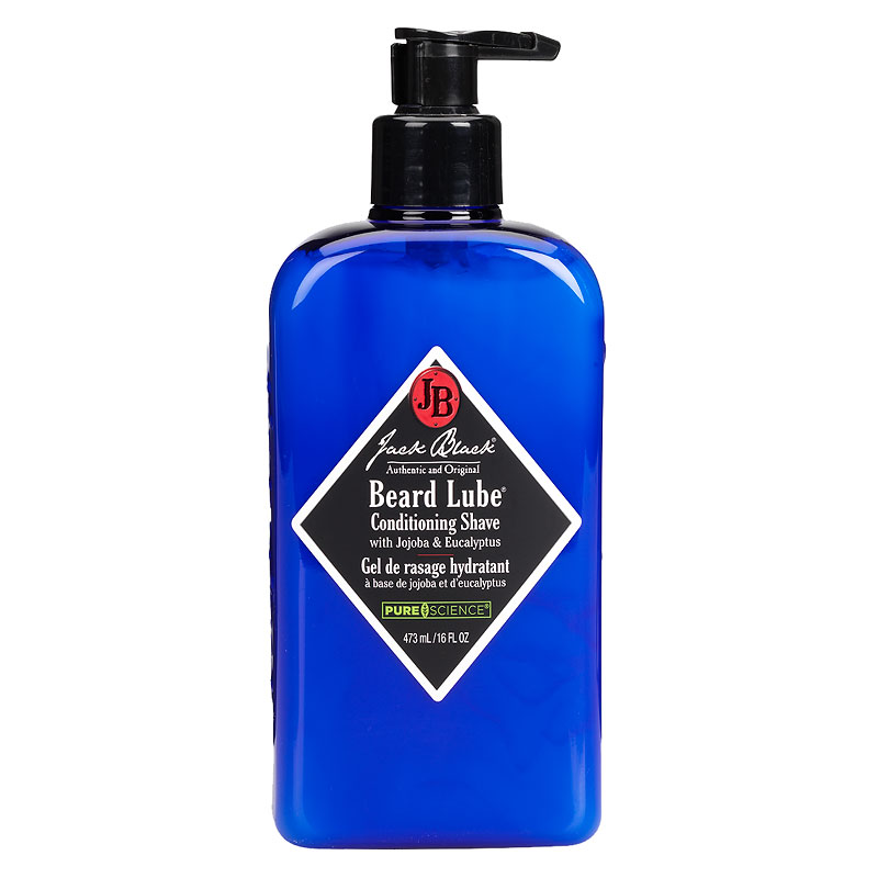 Jack Black Beard Lube Conditioning Shave - 473ml