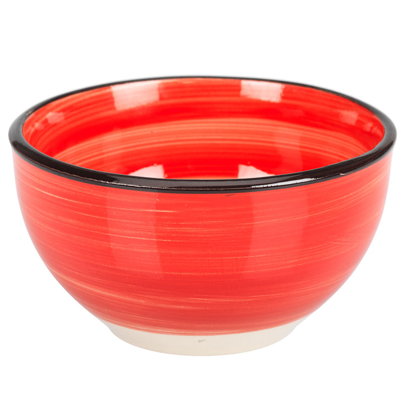 Gibson Colour Vibes Bowl - Red - 5in