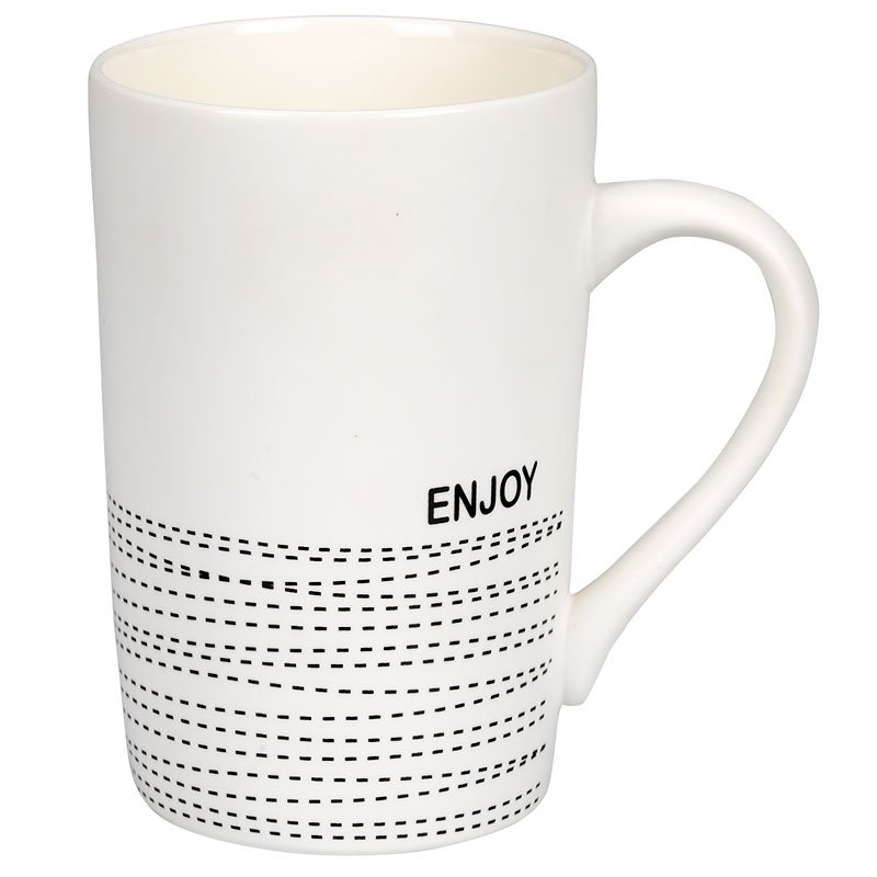 London Drugs Porcelain Mug - Lifestyle - 385ml