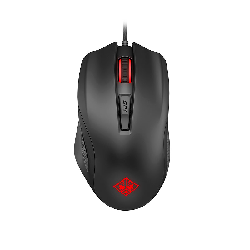 HP OMEN 600 Wired Gaming Mouse - 1KF75AA#ABL