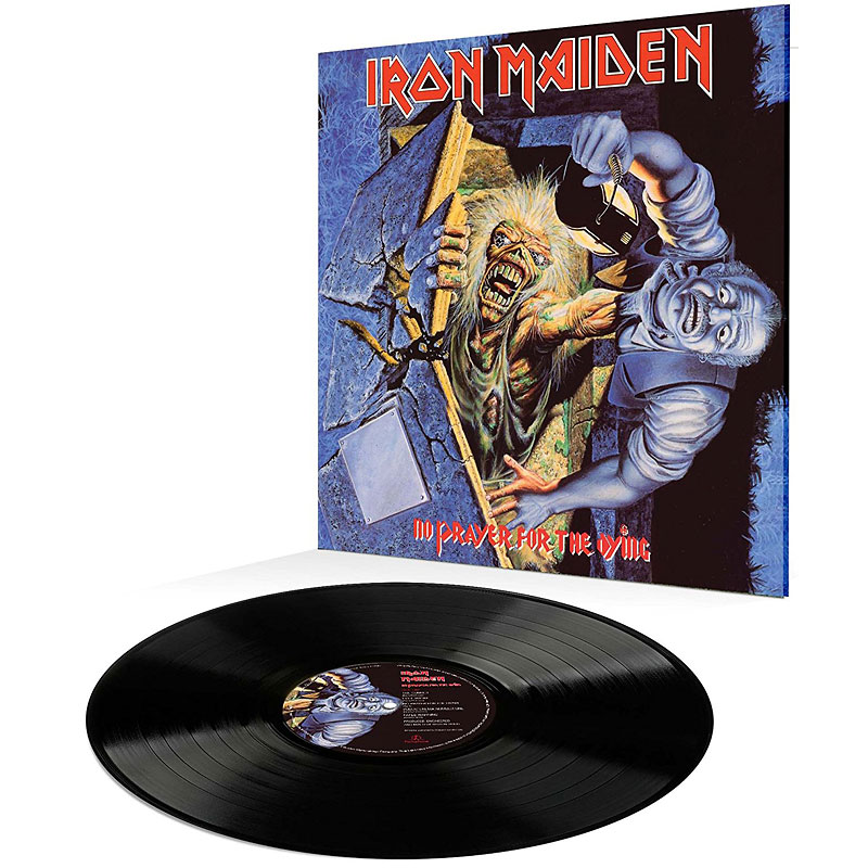 Iron Maiden - No Prayer For The Dying - Vinyl
