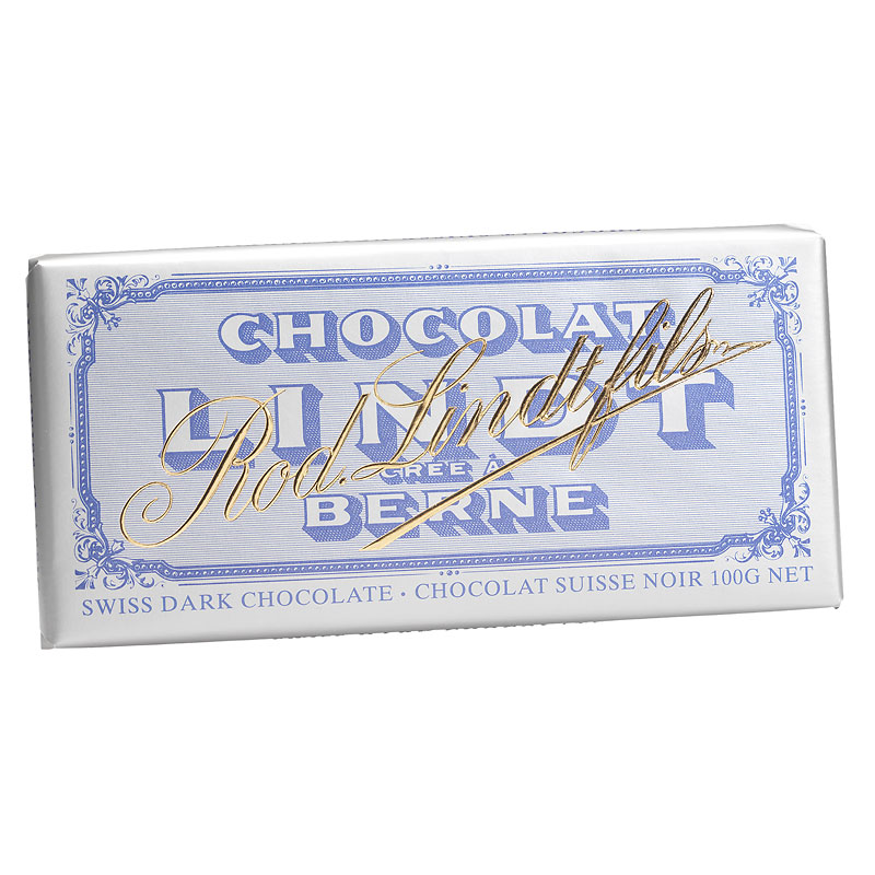 Lindt Swiss Bar - Dark Chocolate - 100g