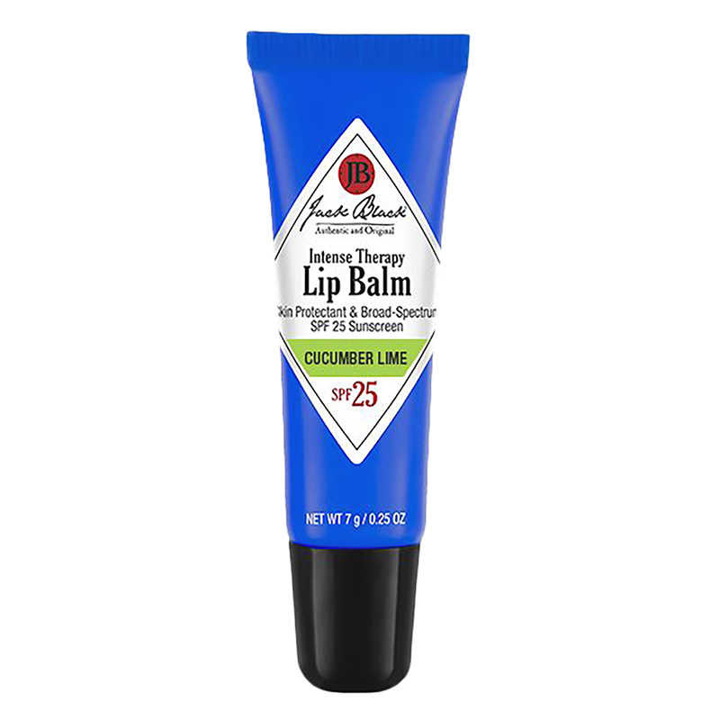 Jack Black - Intense Therapy Lip Balm with SPF 25 - Cucumber Lime - 7g