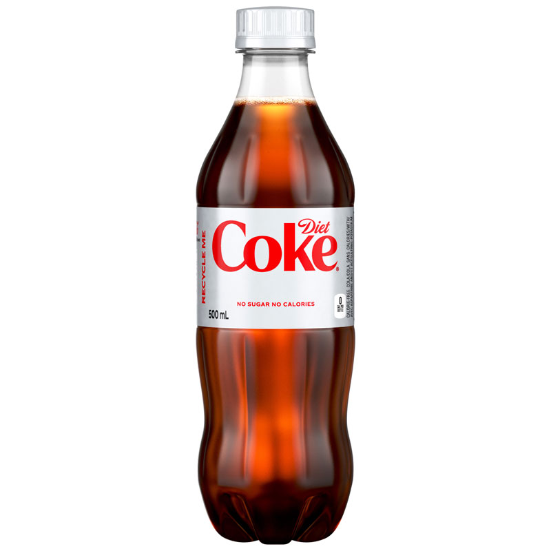 Coke Diet - 500ml