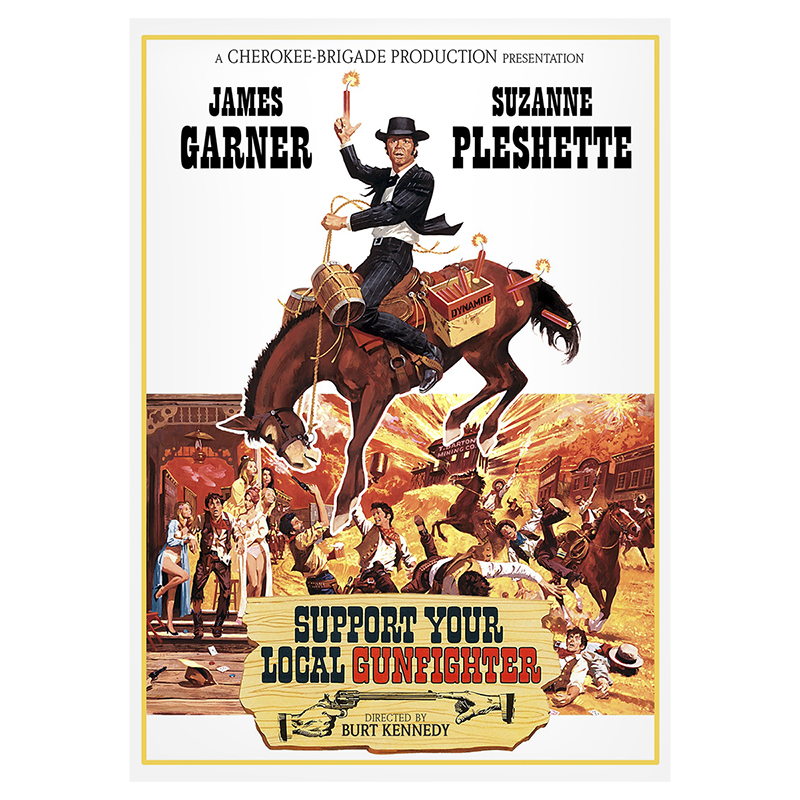 Support Your Local Gunfighter - DVD