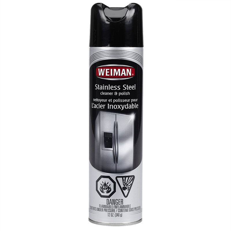 Weiman Stainless Steel Cleaner & Polisher - 340g