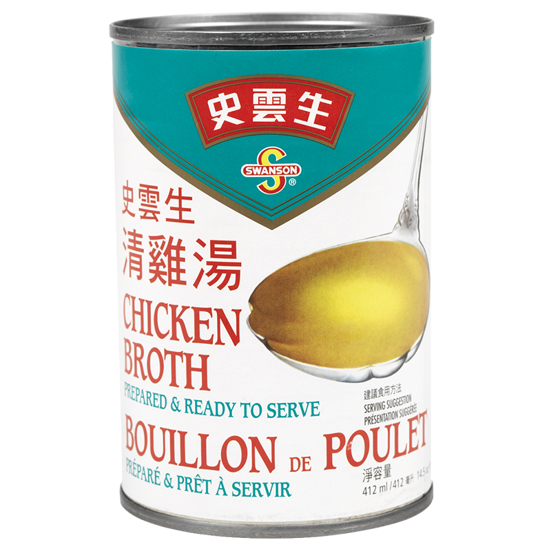 Swanson Chicken Broth - 412ml