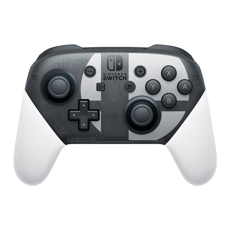 Nintendo Switch Super Smash Bros. Ultimate Edition Pro Controller