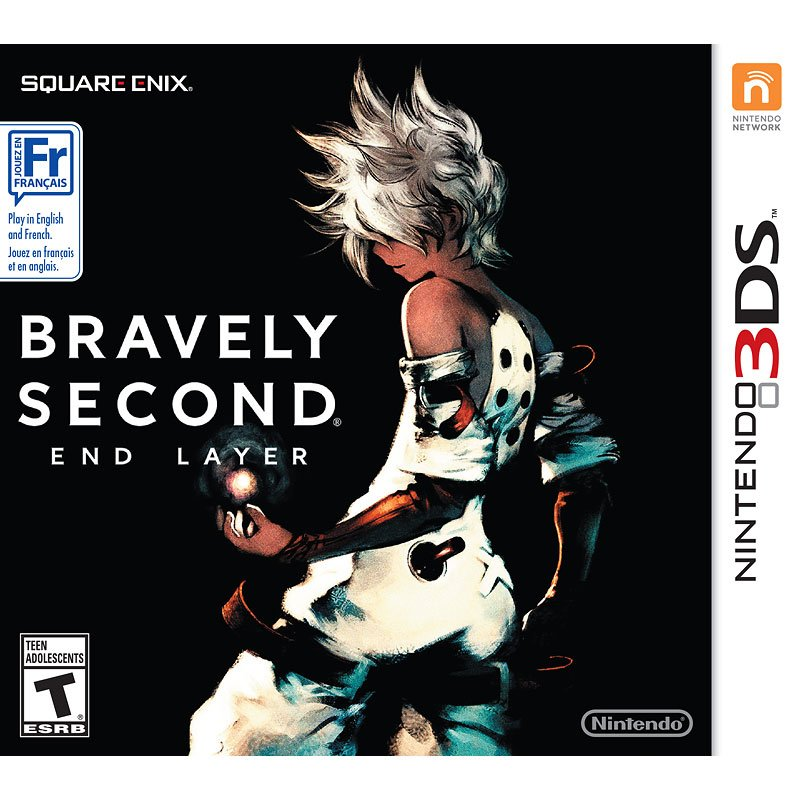 3DS Bravely Second: End Layer